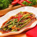 asparagus dengan terasi
