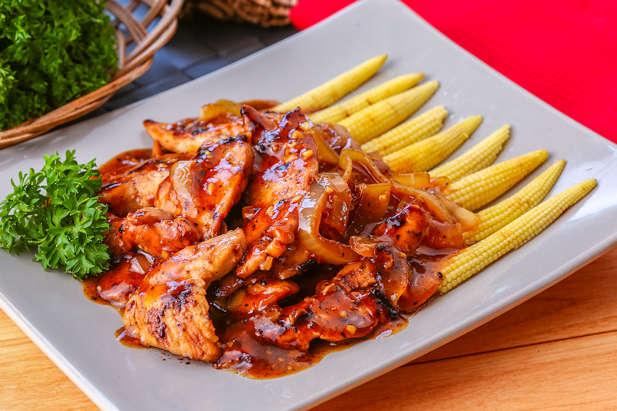 Ayam Bakar Black Pepper