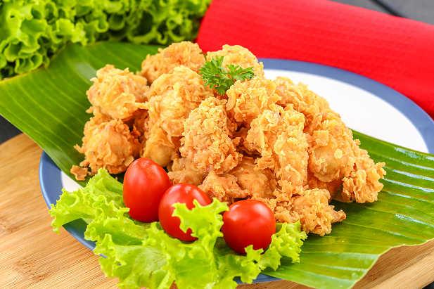 Ayam Crispy Belacan