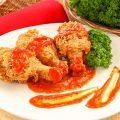 Ayam Crispy Kari Merah