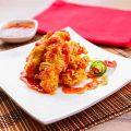 Ayam Goreng Crispy Saus Padang