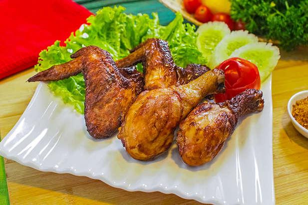 Ayam Goreng Pedas