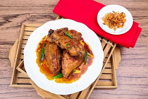 Ayam Kecap Pedas Resep Dari Dapur Kobe