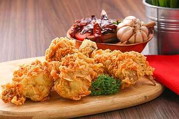 Ayam Kentucky Super Crispy