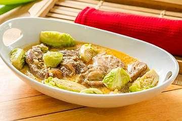 Ayam Panggang Susu