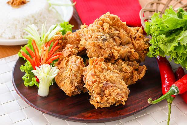Ayam Pedas Belacan