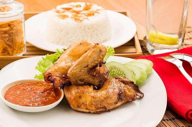 Ayam Pop Pedas Resep Dari Dapur Kobe