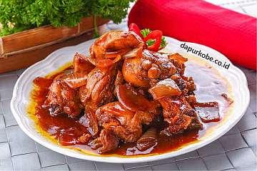 Ayam Saus Mentega