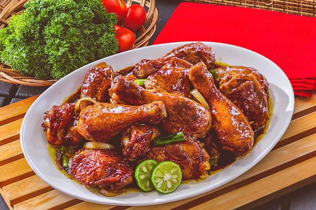 Ayam Saus Tiram