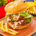 Beef Burger Special