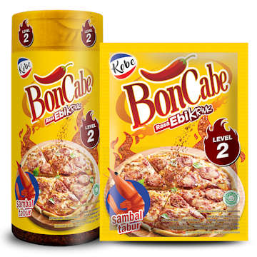 BonCabe level 2, rasa Ebi Kriuk