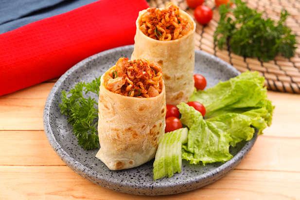 Burrito Mie Pedas