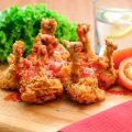Chicken Drumstick Saus Manis Pedas