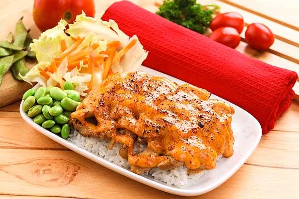 Chicken Mentai