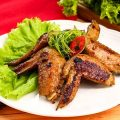 Chicken Wings Bakar