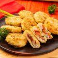 Cireng Nasi Sosis Crispy