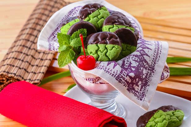 Cookies Choco Pandan