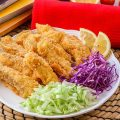 Crispy Fish Sticks