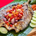 Ikan Bakar Dabu Dabu