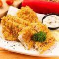 Ikan Crispy Saus Tartar