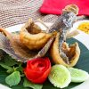 Ikan Gurame Goreng Sambal Mangga