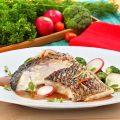 Ikan Panggang Saus Tiram