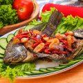 Ikan Saus Tiram