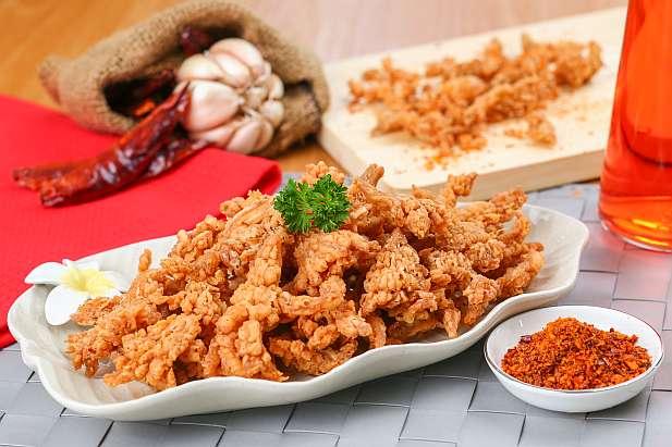 Jamur Kriwil Pedas Resep Dari Dapur Kobe