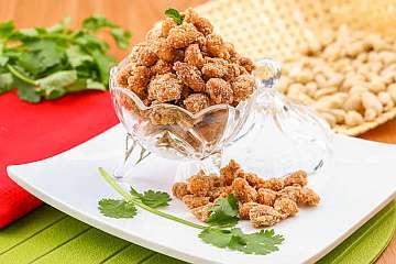 Kacang Goreng Pasir