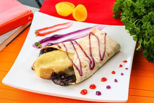 Kebab Pisang