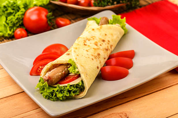 Kebab Sosis