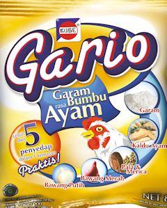 KOBE Gario Garam Bumbu Ayam