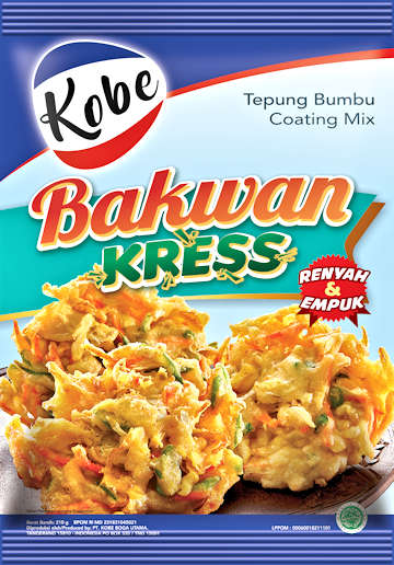 KOBE Tepung Bakwan Kress
