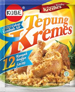 KOBE Tepung Kremes Ayam