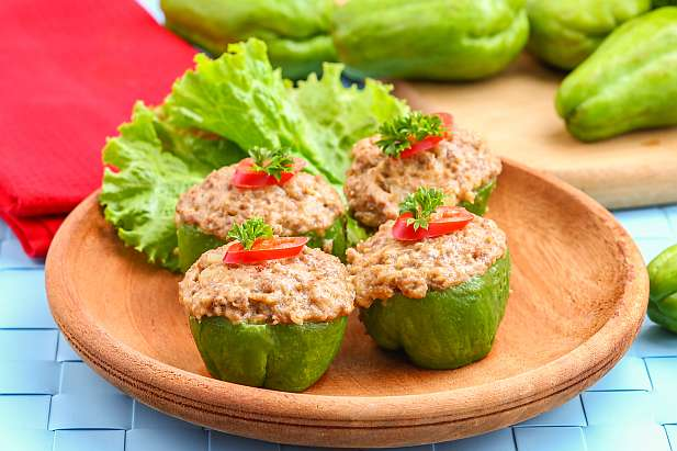 Resep Labu Siam Isi Daging