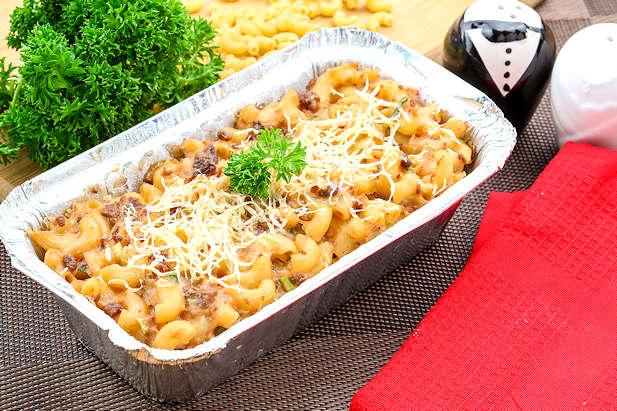 Macaroni Beef Schotel Resep Dari Dapur Kobe