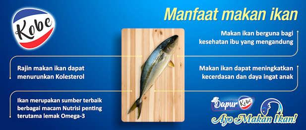 35 Manfaat Makan Ikan untuk Kesehatan