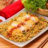 Mie Goreng Ayam Katsu