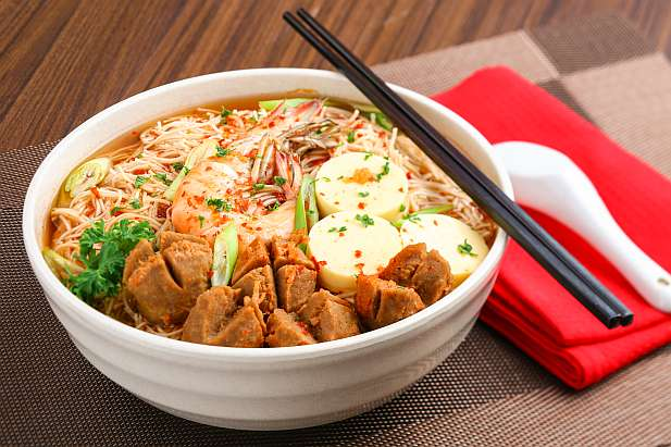 Misoa Tofu Poll Pedas