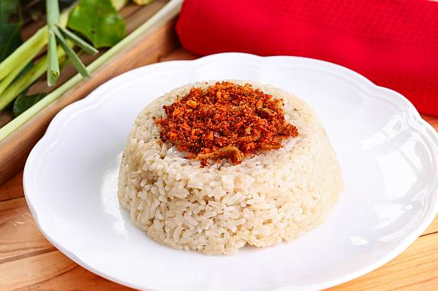 Nasi Rempah