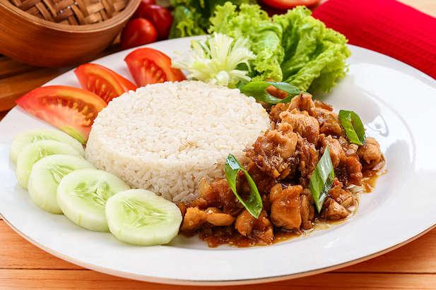 Nasi Tumis Ayam