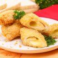 Roti Goreng Isi Mozarella