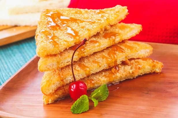 Roti Goreng Madu