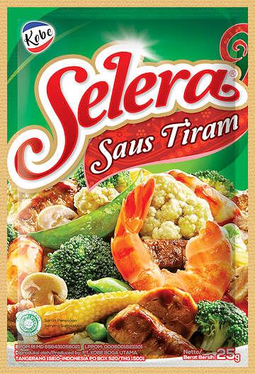 Saus Tiram Selera