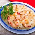 Seafood Baked Rice