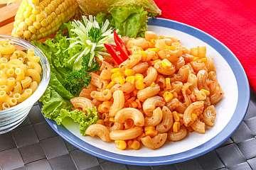 Seblak Macaroni Jagung