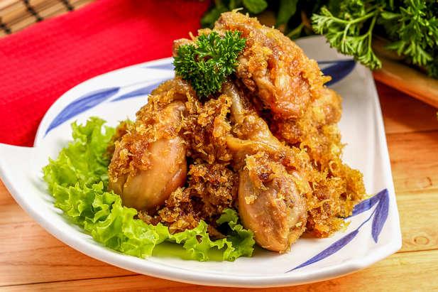 Serundeng Ayam