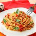 Spaghetti Poll Pedas