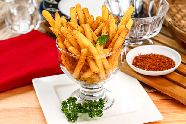 Spicy French Fries