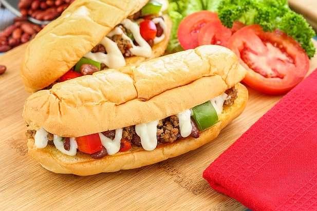 Spicy Hot Dog